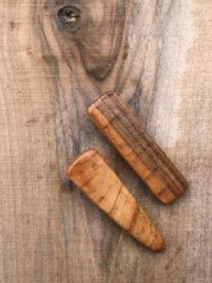 گیره چوبی