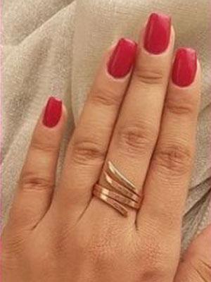 انگشتر رزگلد